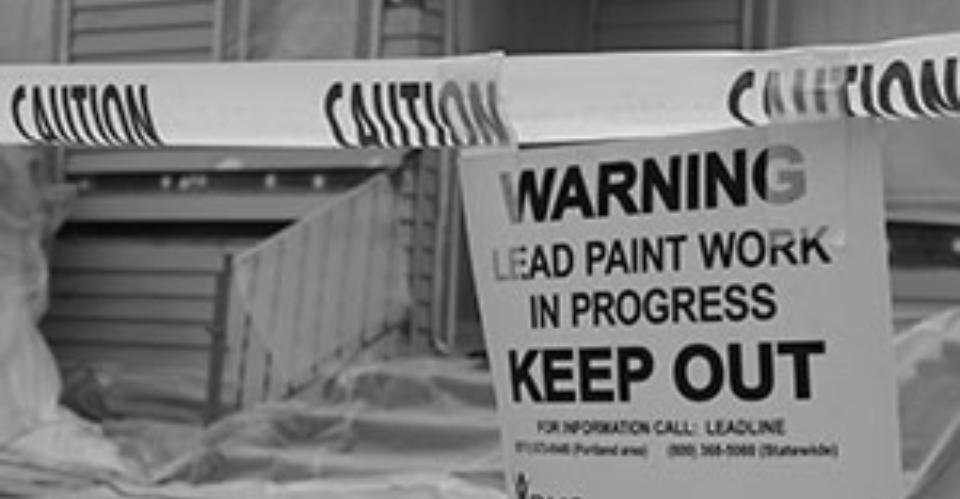 Washington State Lead Paint Certification